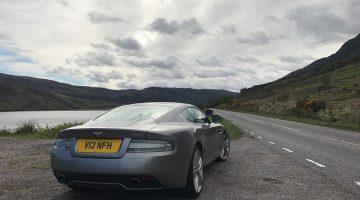 Aston Martin Testimonial Image