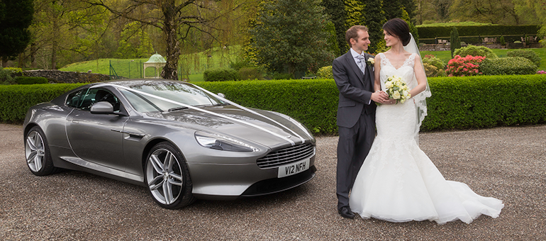 An Aston Martin Virage Will Arrive (complete With Skilled Driver) Early On  Your Big Day To Chauffeur The Groom And Best Man To The Wedding Venue In ...