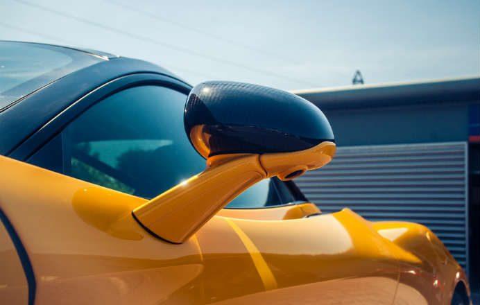 McLaren 720S Hire