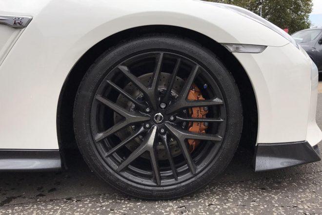 Nissan GTR Hire