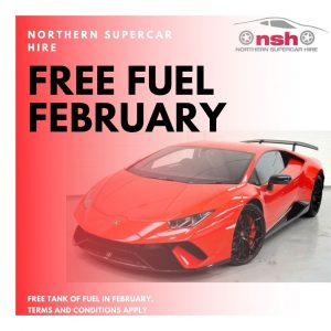 Free Fuel February Offer